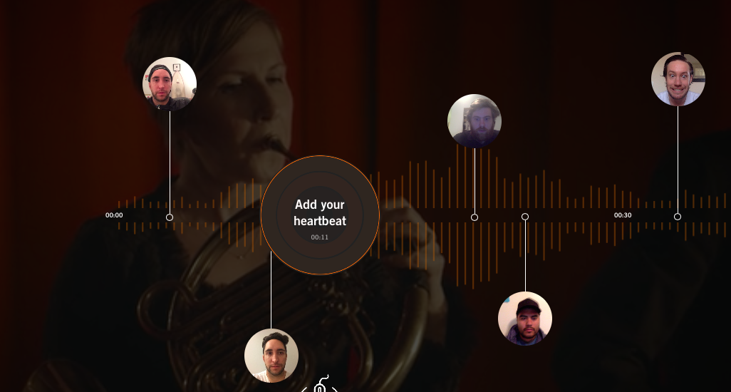 Symphonie interactive