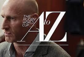 Le Times et le Sunday Times publient une série 26 courts métrages coupe du monde de Rugby