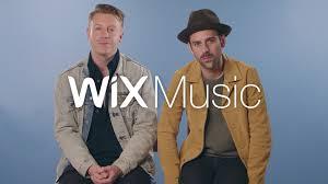 Ryan Lewis et Macklemore collabore avec Wix.com