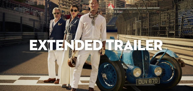 Blue Label, Gentleman Wager, Giancarlo Giannini, Johnnie Walker, Jude Law, Zhao Wei