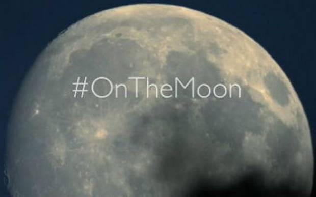 on the moon john Lewis